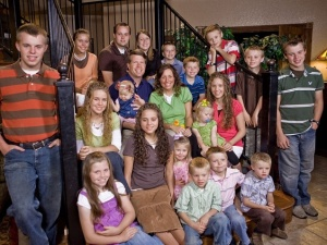 """The Duggar Family - """"19 and Counting"""""""