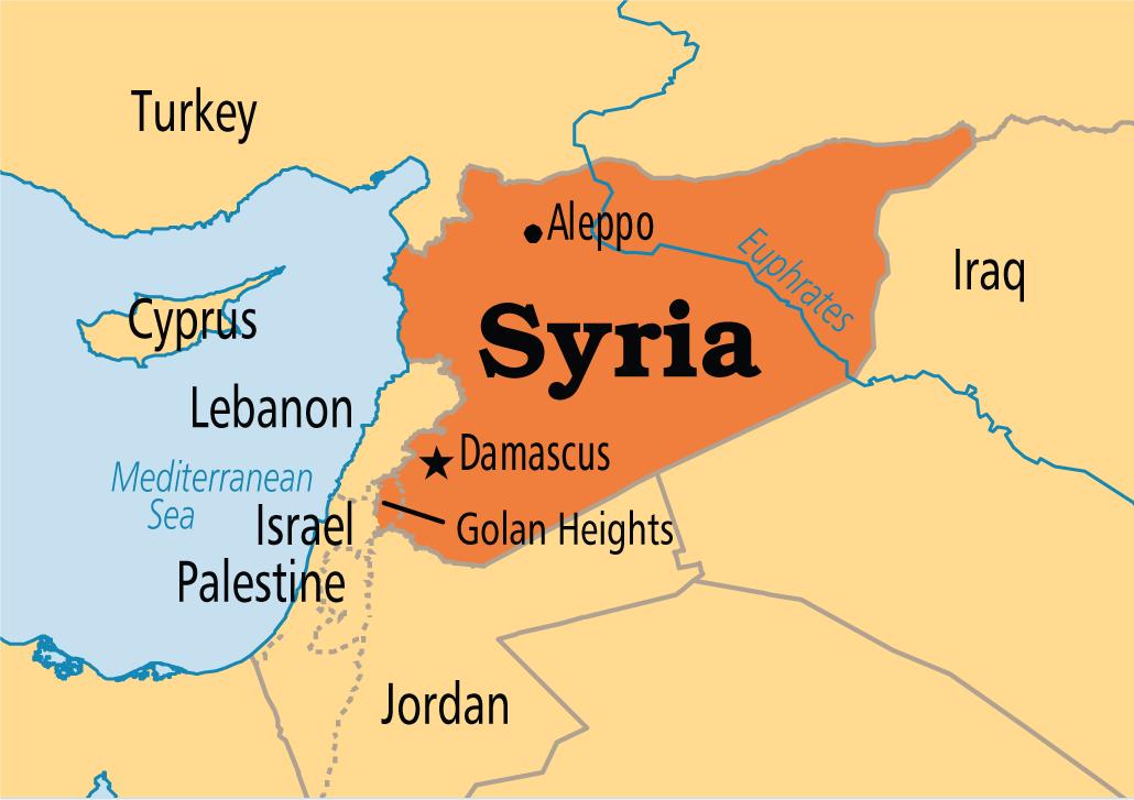 Syria: 2011 to Present – Praying Citizen