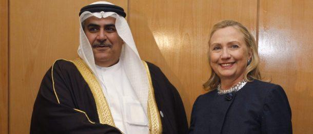 Hillary-Clinton-Bahrain