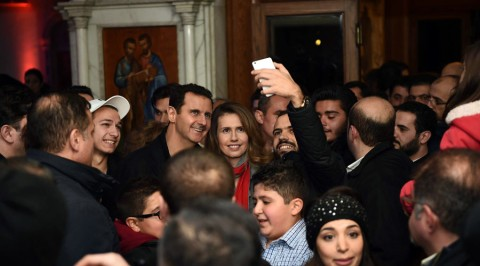 Assad-Christmas