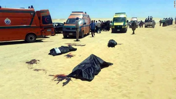 Coptic-murders