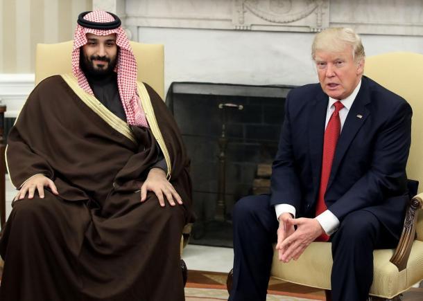 Trump-Salman