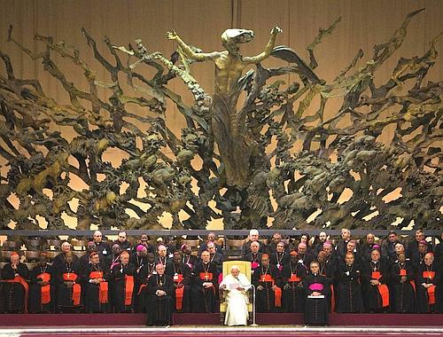Pope, Cardinals